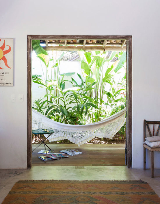 my paradissi modern ethnic home in brazil matthew williams elle decoration 92