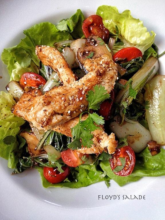 Floyd's salad