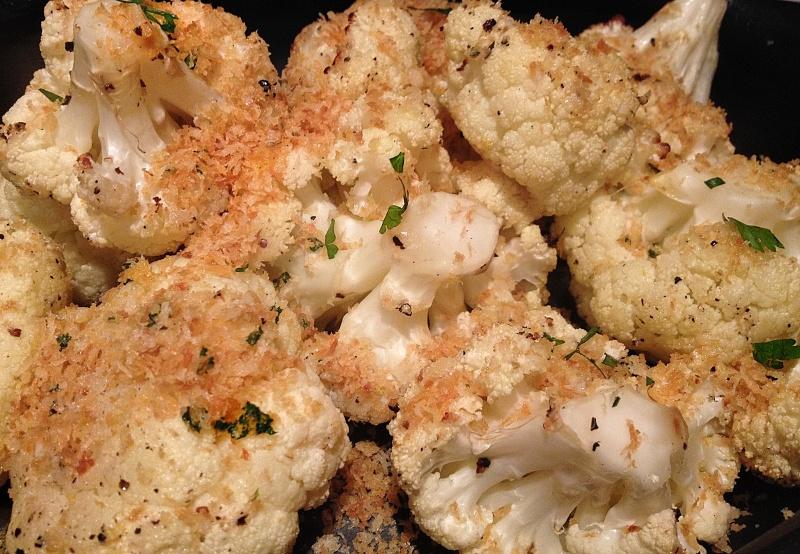 Roasted Cauliflower 3