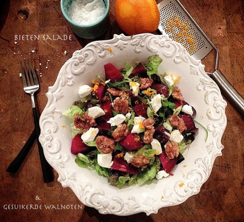 Beetroot salade NL