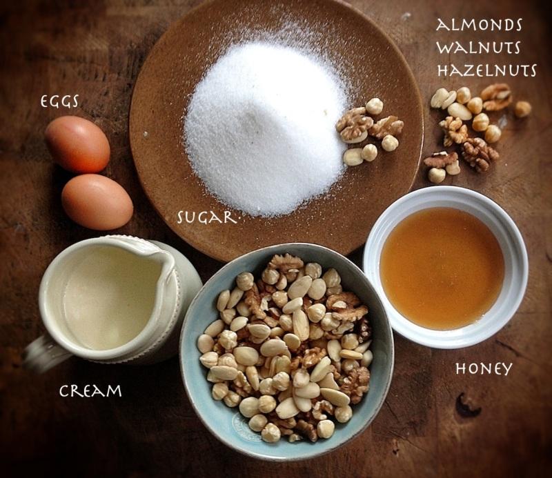 semifreddo ingredients