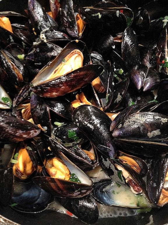 Thai mussels 2