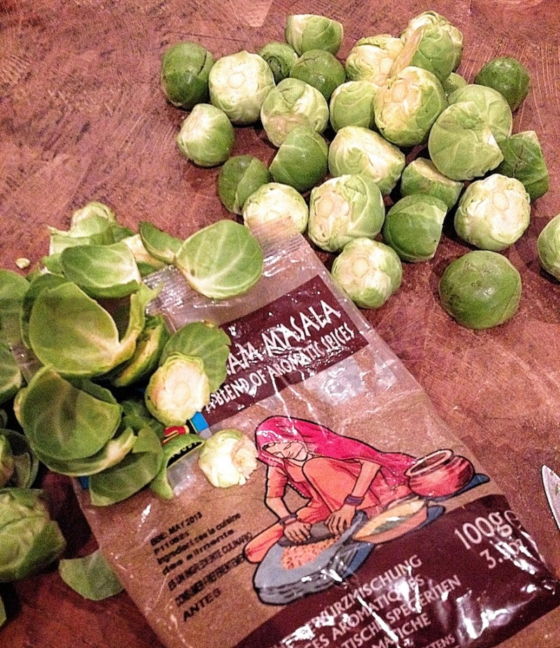 Brussels Sprouts 2