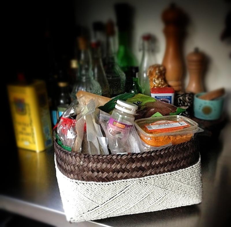 spice basket