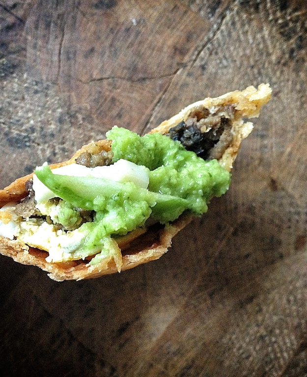empanada piece