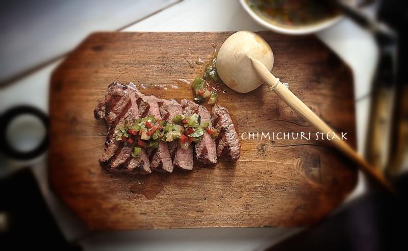 Chimichuri steak 2