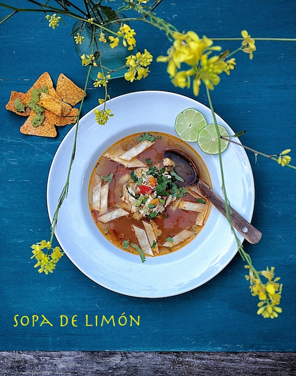 Sopa de Limon