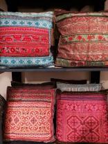 Mooie kleuren en vintage stoffen