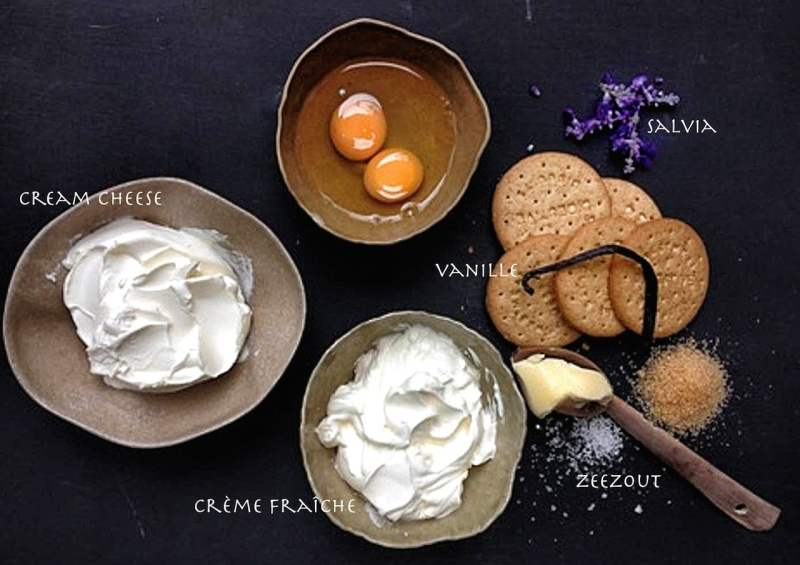 Creme brulee ingredients