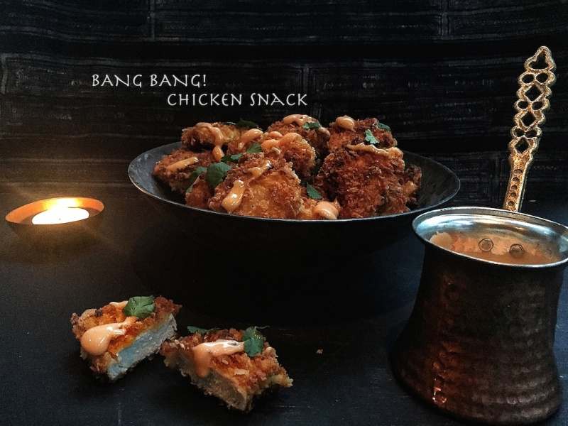 Bang Bang! Snack Basket Delights
