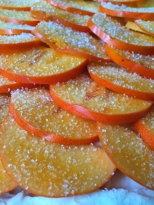persimmon sugar-basket delights